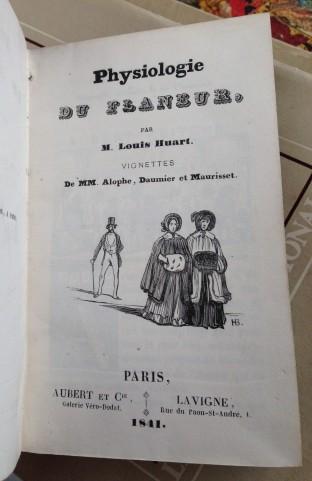 Physiologie du Flaneur