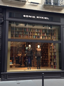 Shop Window with Books